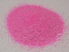 1kg PINK sand - coloured sand art, nursery, crafts wedding floristry kilogram