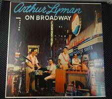 Arthur Lyman – On Broadway (HiFi Records – SR 818)