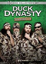 DUCK DYNASTY - SEASONS 1 2 3 4 5 6 7 8 COLLECTOR'S SET  -  DVD & UK Compatible