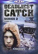 Deadliest Catch: Series 2, Episodes 1-5 [DVD Box Set] Discovery Channel - New