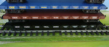 1 USA Trains Flatcar With No Load & Your Choice of 1 of 3 Roadnames NEW