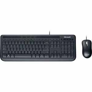 Microsoft Wired Desktop 600 - Usb Cable English [north America] - Black - Usb