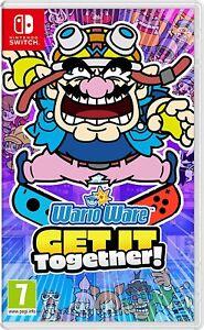 WarioWare Get It Together (Nintendo Switch)