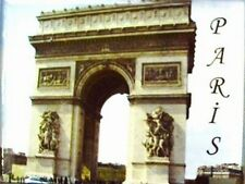 Magnet Paris Frankreich Arc de Triomphe Souvenir France,8 cm,NEU