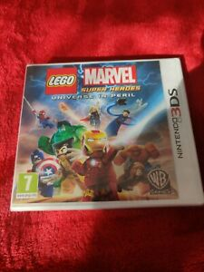 MARVEL SUPERHEROES UNIVERSE IN PERIL NINTENDO 3DS BRAND NEW SEALED
