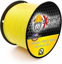 eXtreme Grade Electric Dog Fence Boundary Wire - 20 Gauge - 1500'