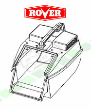 "Rover Mower Grass Box / Catcher for 18"" Cutting Width Models"