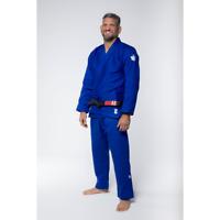 Kingz Deluxe Competition Belt Purple Jiu Jitsu Kimono Uniform Grappling BJJ Gi