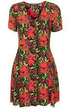 Topshop V Neck Short/Mini Tunic Dresses for Women