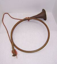 Copper and Brass Fox Huntsman French Horn