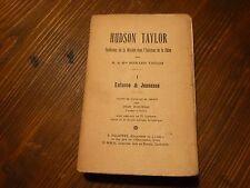 Hudson Taylor - mission intérieur de la Chine - Enfance et jeunesse -
