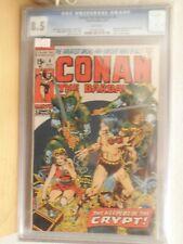 conan the barbarian 8cgc 8.5