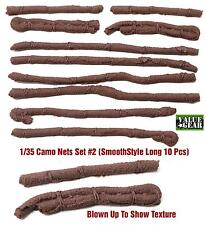 1/35 scale resin model kit Camo Nets #2 (Smoother Style Long)