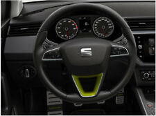 "Original SEAT Lenkrad Dekor Blende ""Fitness green"", Arona"