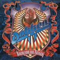 DOKKEN - BACK FOR THE ATTACK (LIMITED COLLECTOR'S EDITION)  CD NEW