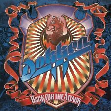 DOKKEN - BACK FOR THE ATTACK (LIMITED COLLECTOR'S EDITION)  CD NEW!