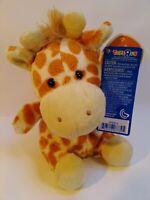 Toys R Us Plush 7 inch Geoffrey  the Giraffe Bobble Head by Toys R Us (Rare)