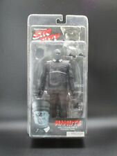 Sin City Manute Action Figure with 2 Pistols Hat Alternate Hands Factory Sealed