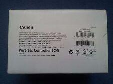 GENUINE Canon Wireless Controller Set LC-5