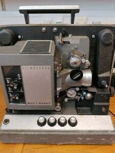 Bell & Howell Filmosound Film Projector