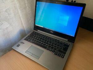 """Fujitsu Lifebook U745 14"""" with Touch Screen, i5-5300U, 8GB RAM, 128GB SSD, WIN10"""