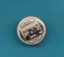 Radio 2GB Mrs Stelzers Hapiness Club Badge 1940s Mobile Cooker