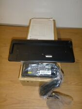 FUJITSU LIFEBOOK PORT REPLICATOR CP458100 - BRAND NEW WITH PSU