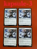 4x Kor Blademaster | Zendikar Rising | MTG Magic Cards