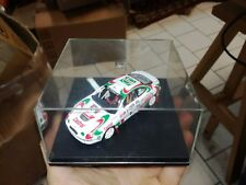 Trofeu 1:43 707 Toyota Celica GT-Four Castrol RAC 94 Kankkunen rally modelo