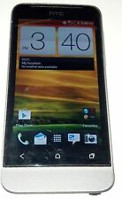 HTC One V - 4GB (nTelos) Smartphone Fair Condition Hairline Crack