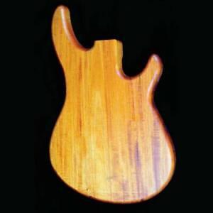 Pre-Cut Guitar Bodies- #Model C-6C