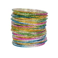 50pcs Lot Multicolor Kids Children Bangles Bracelet Party Bags Favours Toys
