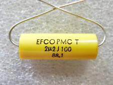 Condensateur polyester 2,2uF 100V 5% EFCO PMC