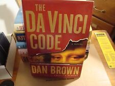 DaVinci Code The by Dan Brown 2003 Hardcover Book in Excellent Condition