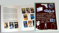 IAN FLEMING JAMES BOND 007 GUIDE TO PAPERBACK EARLY & FIRST EDITIONS UK & US