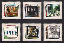 GB 2007 sg2686-91 The Beatles Album Covers - Pop Music - set MNH