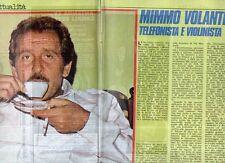 MA120-Clipping-Ritaglio 1977 Domenico Modugno