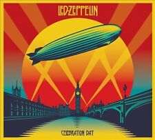 LED ZEPPELIN-CELEBRATION DAY -2CD+DVD- USED - VERY GOOD DVD