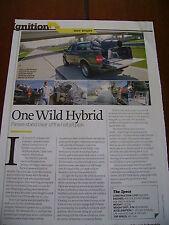 JET TURBINE POWERED 2005 FORD F-150 STX ***ORIGINAL ARTICLE***