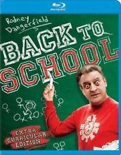 Back to School With Rodney Dangerfield Blu-ray Region 1 883904242543