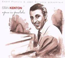 "COFFRET DIGIPACK 2 CD NEUF ""STAN KENTON - OPUS IN PASTELS"" jazz"