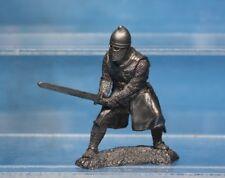 Crusades Knight Crusader Toy soldier 54 mm figurine metal sculpture
