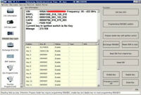 VVDI BMW Tool V1.5.0 SOFTWARE CODING PROGRAMMING F E G SERIES KEY LEARN PROGRAM