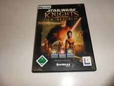 PC Star Wars-Knights of the Old Republic