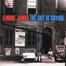 Elmore James - Sky Is Crying [New CD]