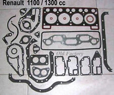 * RENAULT R12  1.1/1.3 engine gasket set NEW RECENTLY MADE