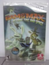 Sam & Max: Beyond Time and Space (Nintendo Wii, 2010)