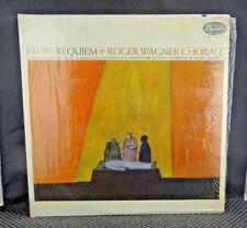 Faure - Requiem (Capitol Records – P 8586)