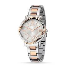Orologio JUST CAVALLI mod. MIRAGE ref. R7253551504 donna acciaio bicolore rose
