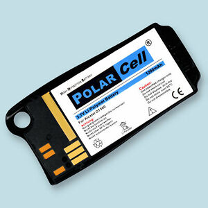 PolarCell Replacement Battery for Alcatel One Touch OT 500 501 700 701 | 1200mAh